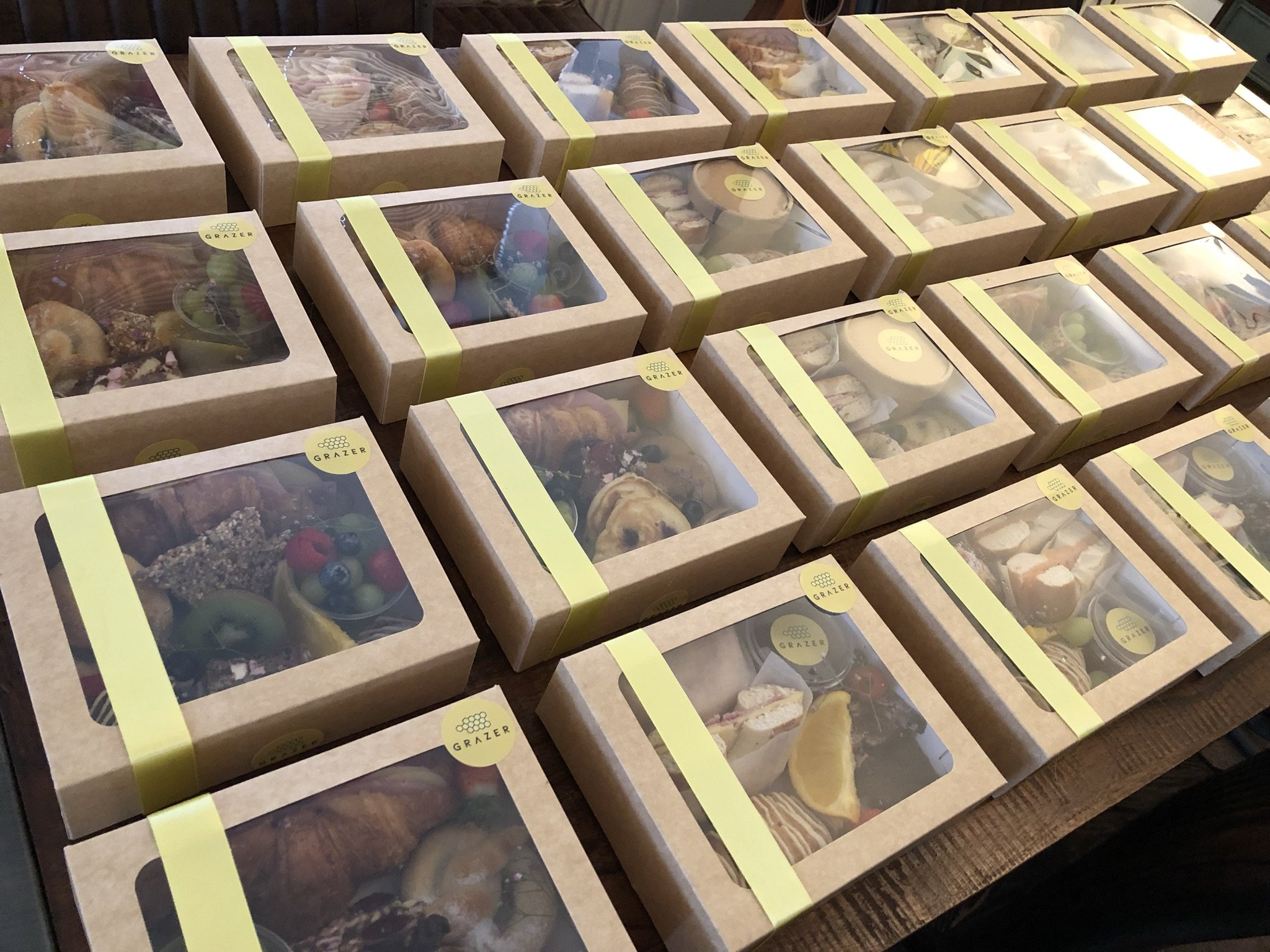 Graze Boxes for Events